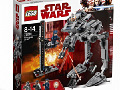 Uus lego karp 75201 star wars first order at-st, 370 osaline