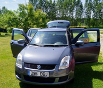 Suzuki Swift, 4x4, 1.3l bensiin, 2008a.