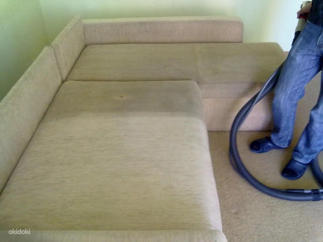 чистка на дому ковров Балашиха цены