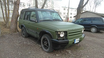 Land Rover Discovery 2 2.5 TD5 102kW 2000