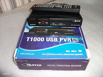 Digiboks TV STAR T 1000 USB PVR HD