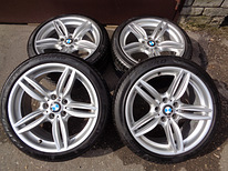 Bmw M Performance R19 +Pirelli P Zero 7,2mm 1200E/set/4pcs