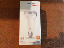 Sengled Pulse solo -nuti LED pirn JBL bluetooth kõlariga uus
