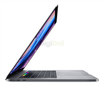 "MacBook Pro 15.4"" Retina TB 2018 (i7 2.6GHz, 16GB, 512GB"