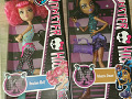 Monster High nukud, uued