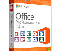 Office 2016 Professional Plus aktiveerimis võti