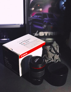 Canon EF 135mm f/2.0
