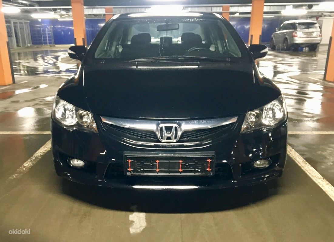 Honda Civic Hybrid Automaat taxify-bolt yandex wolt (foto #2)