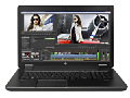 HP ZBook 17 G2 16GB, 2 x 256 SSD, Nvidia, Full HD