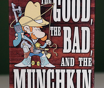 Lauamäng The Good, the Bad and the Munchkin