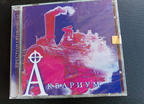 CD Аквариум Хрестоматия 80-87 Триарий 1997 Germany