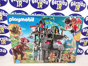 Dangerous expedition Playmobil 9429