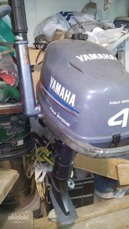 лодочный мотор 40000