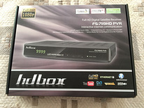 HdBox FS-7119HD FullHD DVB/S2 Linux Satelliit tuuner