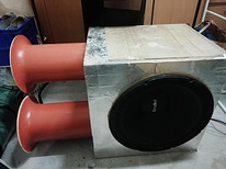 Dynabel 18 tolli 800W RMS subwoofer