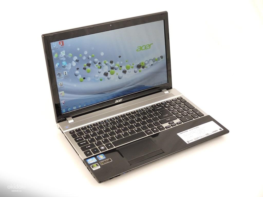 Acer Aspire V3-571g Linux