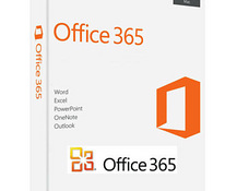 MS Office 365 Word, Excel, PowerPoint, OneNote, Outlook
