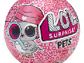 L.O.L MGA/LOL Surprise Pets Eye spy 4 series