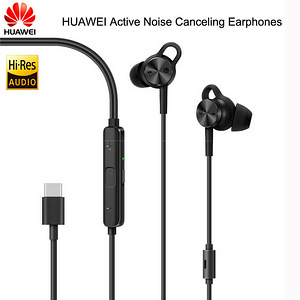 Наушники Huawei active noise canceling earphones 3