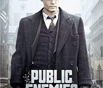 Public Enemies: America's Greatest Crime Wave and the Birth
