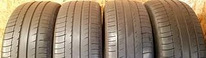 225/60/18 Michelin Primacy 3 4mm 4tk Suverehvid