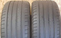 235/45/17 Goodyear Eagle F1 5mm 2tk Suverehvid