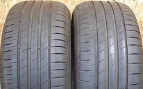 205/55/16 Goodyear EfficientGrip Perform. 5mm 2tk Suverehvid