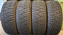 205/55/16 Dunlop IceTouch 7-8mm 4tk Naastrehvid
