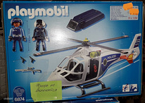 6921 PLAYMOBIL® City Action Politsei helikopter