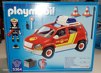 5364 playmobil® city action konstruktor