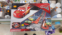 Disney Pixar Cars Flash McQueen