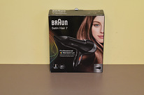 Braun Satin Hair 7 föön