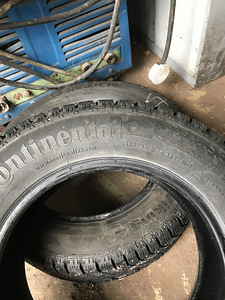 Continental  185/65 R 14  86T    2 штуки - 50 евро