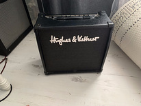Guitar amplifier. HUGHES & KETTNER EDITION BLUE