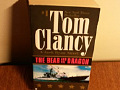 "Raamat Tom Clancy ""The bear and the dragon"""