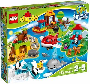 LEGO DUPLO Around the World (10805)
